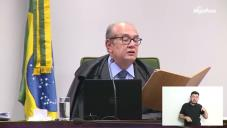 """Gilmar fala de procurador antes de Deltan: """"temos que erguer estátua"""""""