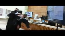 """Feminicídio: Advogado """"enforca"""" colega em Júri que condenou Manvailer"""