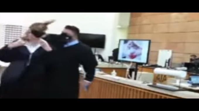 """Caso Tatiane Spitzner: Advogado """"enforca"""" colega para simular agressão"""