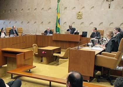 STF rejeita embargos declaratórios de quatro réus do mensalão