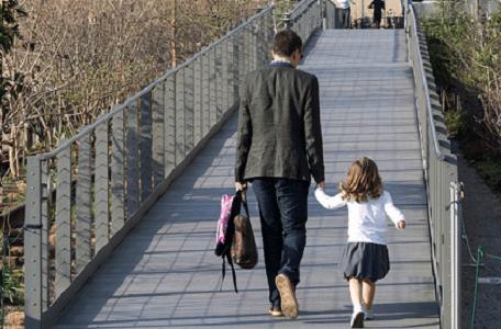 Brigas não impedem ampliação de direito de visitas de pai