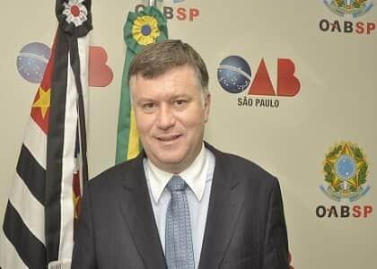 Marcos da Costa é o novo presidente da OAB/SP