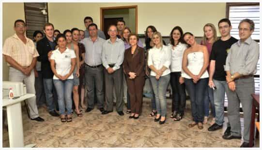 Ministra Delaíde Miranda Arantes, do TST, visita comarca de Pontalina/GO