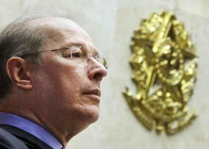 Ministro Celso de Mello irá se aposentar