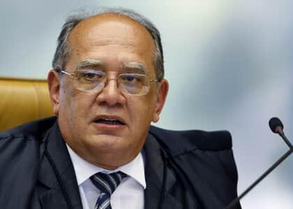 Gilmar Mendes vota pela constitucionalidade do financiamento privado de campanhas