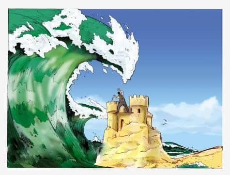 Castelo de Areia - Autorização de escutas telefônicas apenas com base em denúncia anônima é ilegal