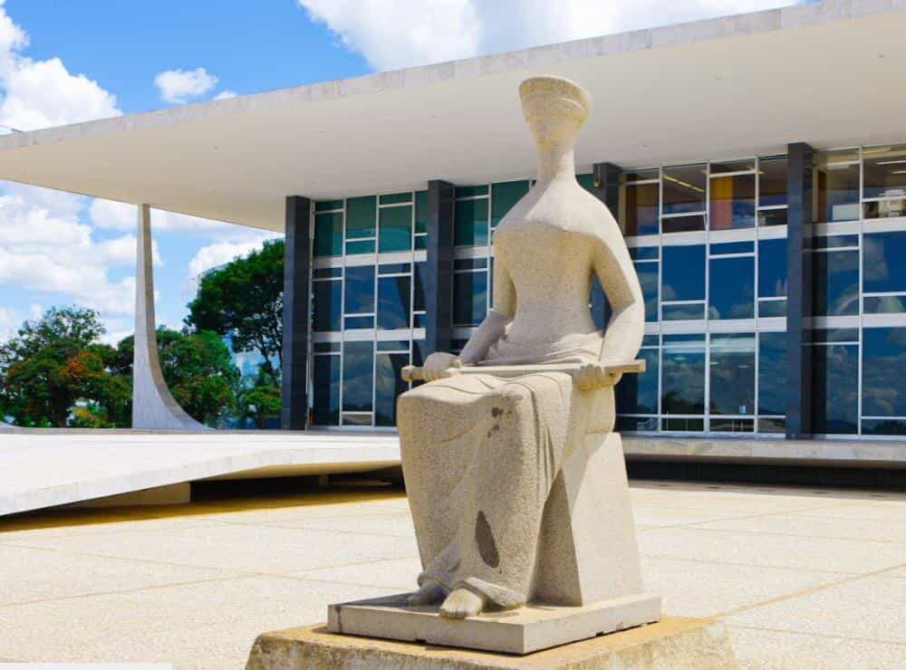 (Imagem: Dorivan Marinho/STF. )
