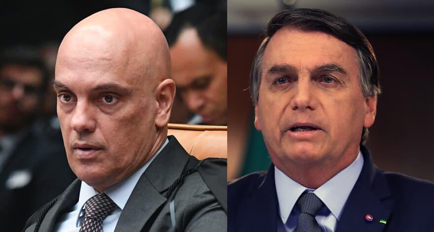 (Imagem: Carlos Moura-STF | Marcos Corrêa-PR)