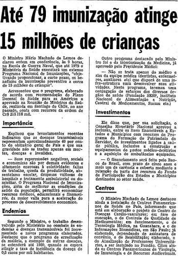(Imagem: Acervo/ O Globo)