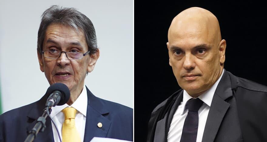 (Imagem: Montagem Migalhas: Imagem: Rosinei Coutinho/STF e Pablo Valadares/Câmara dos Deputados)