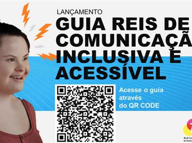 REIS lança Guia de Comunicação Inclusiva