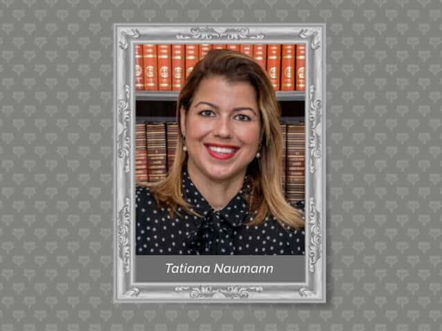 Albuquerque Melo ganha reforço com a chegada de Tatiana Naumann