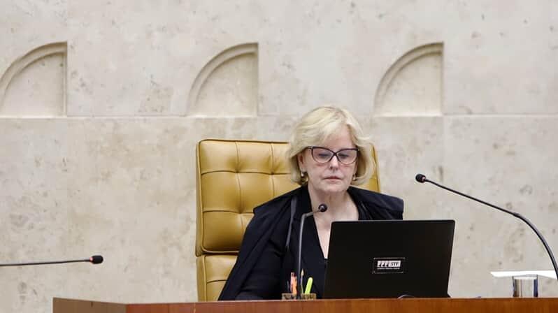 (Imagem: Rosinei Coutinho/STF)