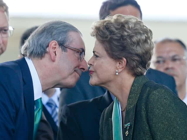 """Penhorados direitos autorais de livro de Eduardo Cunha """"Tchau querida"""""""