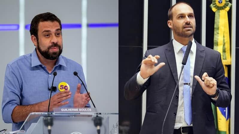 (Imagem: Danilo Verpa/Folhapress/Pablo Valadares/Câmara dos Deputados)