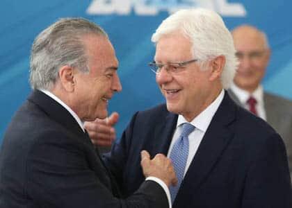 TRF da 1ª região derruba liminar que suspendeu nomeação de Moreira Franco