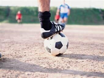 Jogador de futebol tem contrato único reconhecido
