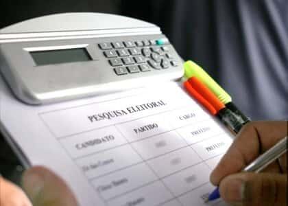 TSE proíbe enquetes e regulamenta pesquisas eleitorais