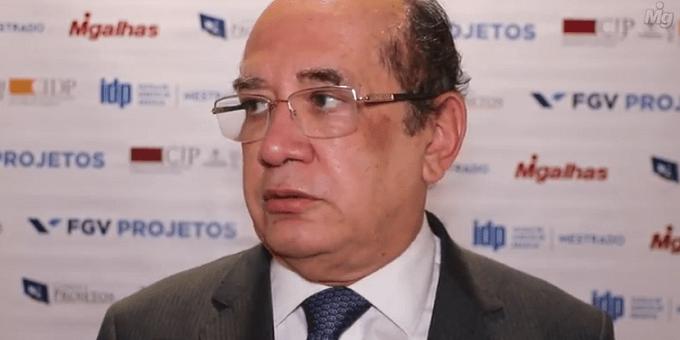 HC de Lula será oportunidade de fixar parâmetros, diz Gilmar Mendes
