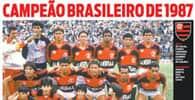 Disputa entre Flamengo e Sport pelo título brasileiro de 1987 vai parar no STF