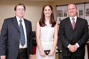 JF da 4ª região tem nova juíza federal substituta : Gabriela Hardt