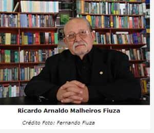 """Editora Del Rey lança """"Direito Constitucional"""" em homenagem ao prof. Ricardo Fiuza"""