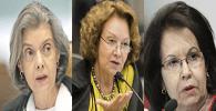 Mulheres assumirão o comando das Cortes Superiores no próximo biênio