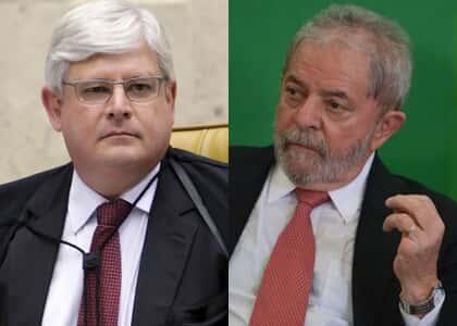 PGR: Há indícios de desvio de finalidade na nomeação de Lula para Casa Civil