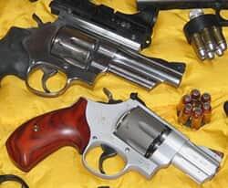 PL pretende regulamentar uso de armas de fogo no Brasil