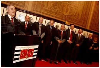 TJ/SP inaugura o retrato do desembargador e ex-presidente Celso Limongi