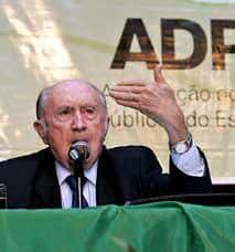 """Paulo Bonavides diz que convocação de constituinte é """"golpe de Estado"""""""