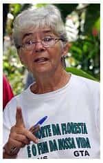 Justiça anula absolvição de envolvido na morte de Dorothy Stang