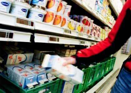 Lei exige informação em rótulos sobre presença de lactose em alimentos
