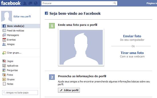 Oficial de Justiça certifica que não encontrou pessoa nem no Facebook