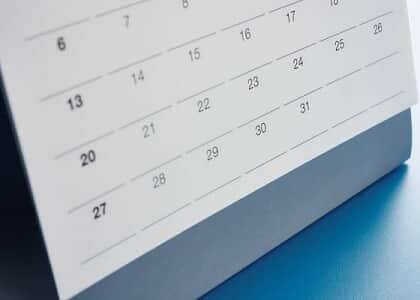 Ano judiciário: Tribunais definem calendários para 2019