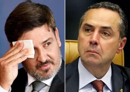 Diretor da PF se encontra com Barroso para explicar declarações sobre inquérito de Temer