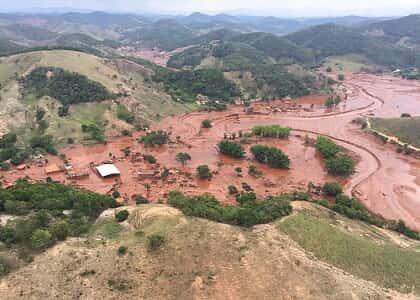 JF julgará crimes ambientais decorrentes do rompimento de barragem em Mariana/MG