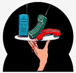 Aparelhos de telefonia móvel: essenciais?