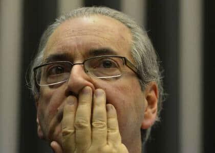 Ministro Teori determina afastamento de Eduardo Cunha