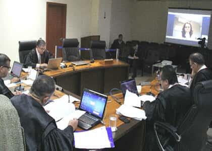 Advogada em São Paulo faz sustentação oral no TJ/RO por videoconferência