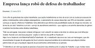 IAB e OAB/RJ denunciam substituição de advogados por robôs na internet