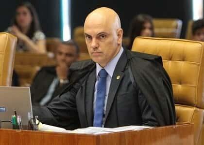Alexandre de Moraes é o novo relator de recurso de Lula