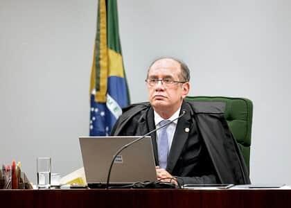 Gilmar Mendes: Não cabe a procurador da República pressionar o Supremo Tribunal Federal