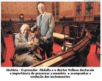 Livro reúne acervo do Museu da Santa Casa de Misericórdia de SP em comemoração aos 125 anos do prédio principal