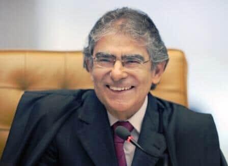 Ministro Ayres Britto é eleito presidente do STF