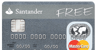 Santander está proibido de comercializar cartão de crédito Santander Free