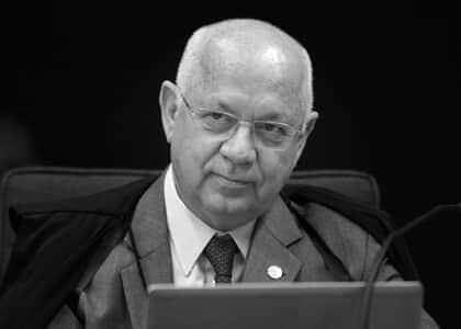 Ministro Teori Zavascki é velado no TRF em Porto Alegre