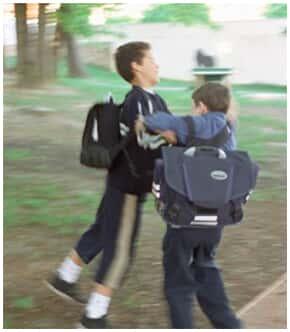 Escola é responsável por alunos em recreios e atividades extracurriculares