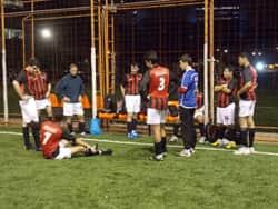Equipes do society masculino da Liga Jurídica disputarão quartas de final