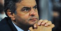 STF determina afastamento do senador Aécio Neves